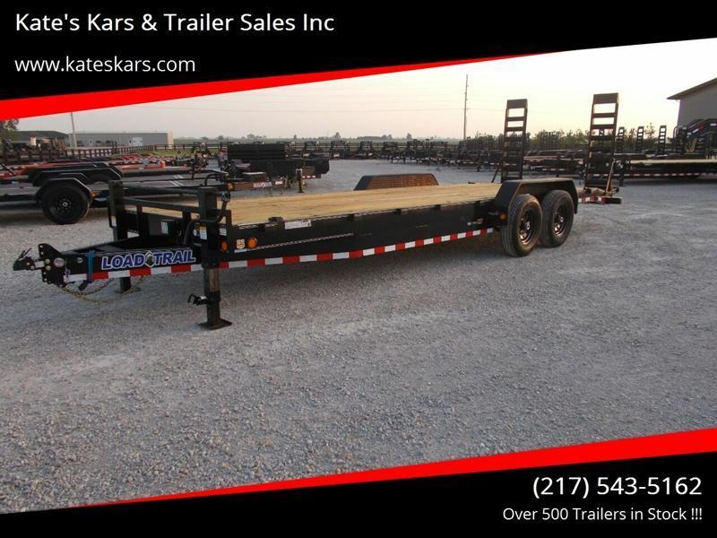 2020 Load Trail 83X24' 14K Equipment Trailer CH8324072