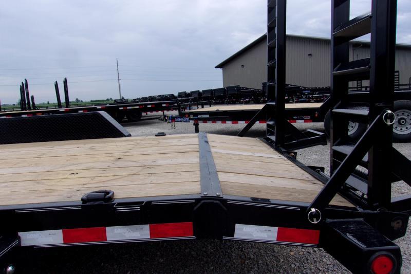 *NEW*  Load Trail 14000 LB 83X20' Flatbed  Equipment Trailer