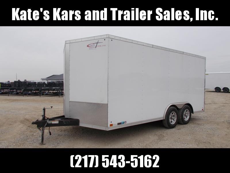 2018 Cross Trailers 8.5X16' 9990GVWR HD Enclosed Cargo Trailer