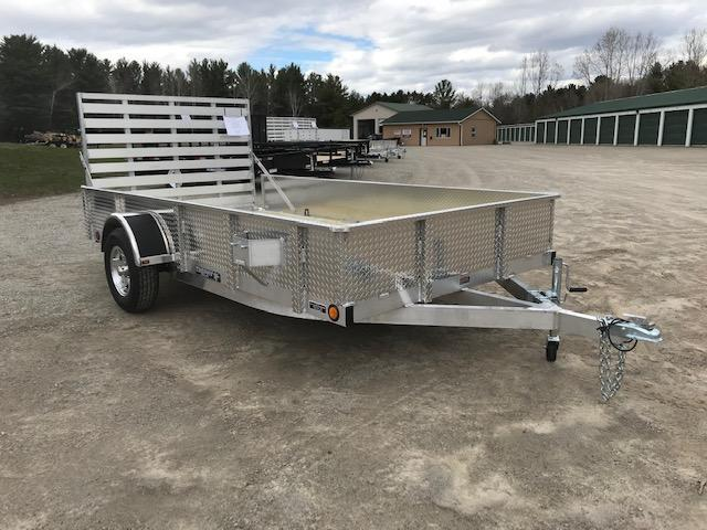 2019 Trophy Trailers DIAMOND PLATE Utility Trailer