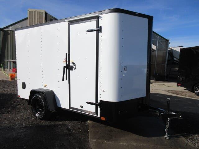 2020 Cargo Craft  6x12 Cargo Trailer