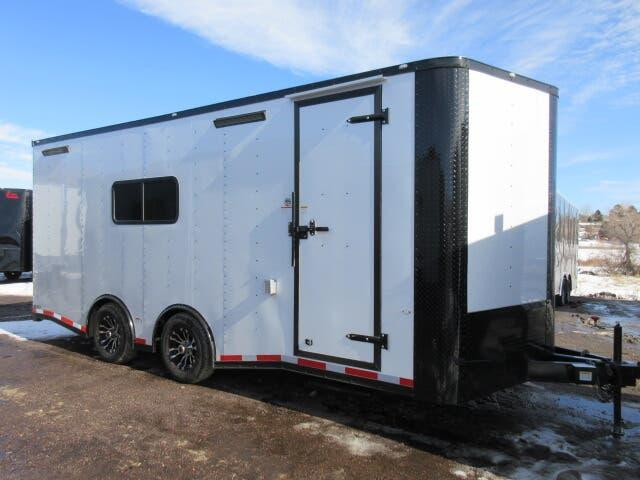 2020 Cargo Craft  8.5x20 Insulated Cargo Trailer