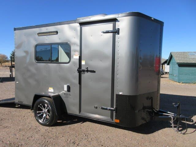 2020 Cargo Craft  6x12 Colorado Cargo Trailer - Toy Hauler