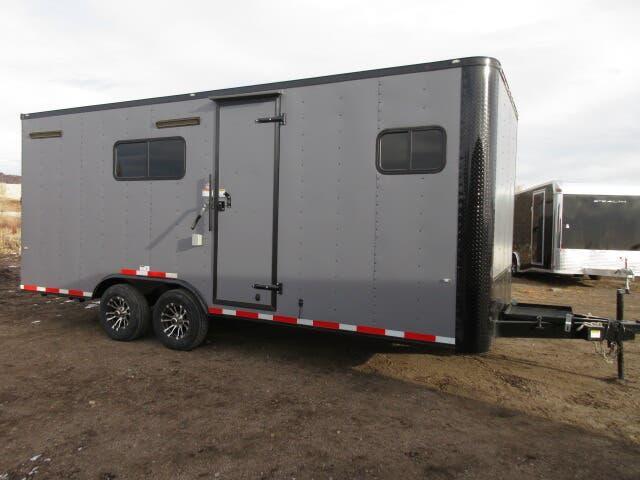 2020 Cargo Craft  8.5x20 Colorado Toy Hauler
