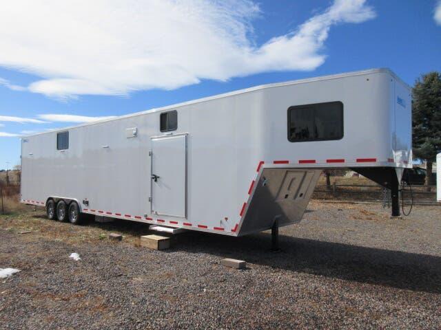 2019 CargoPro  8.5x46 Toyhauler with 27 foot garage space