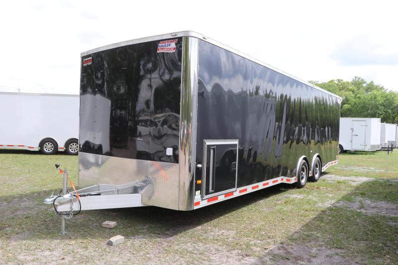 8.5X28 American Hauler I Car / Racing Trailer