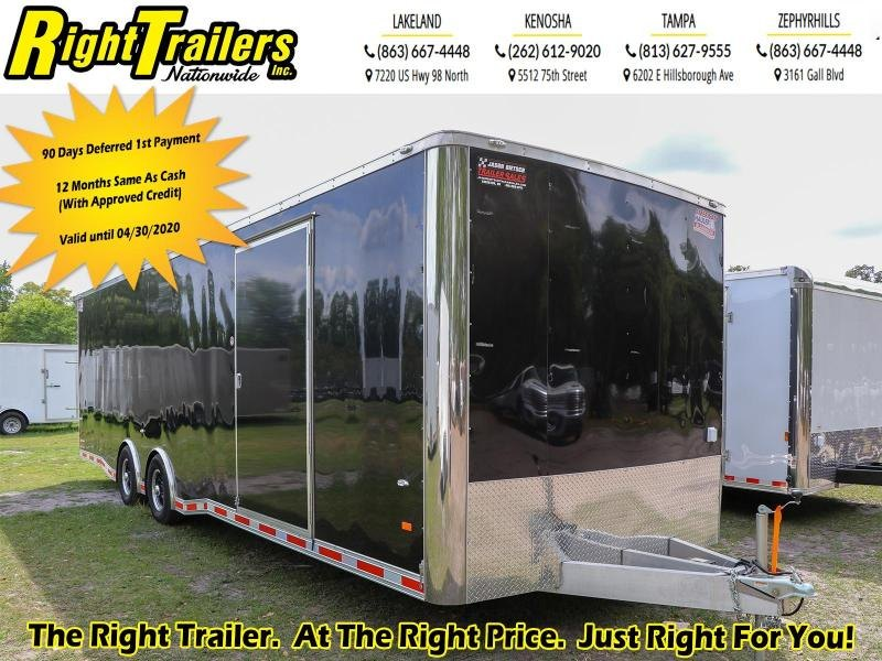 8.5X28 American Hauler I Car / Racing Trailer