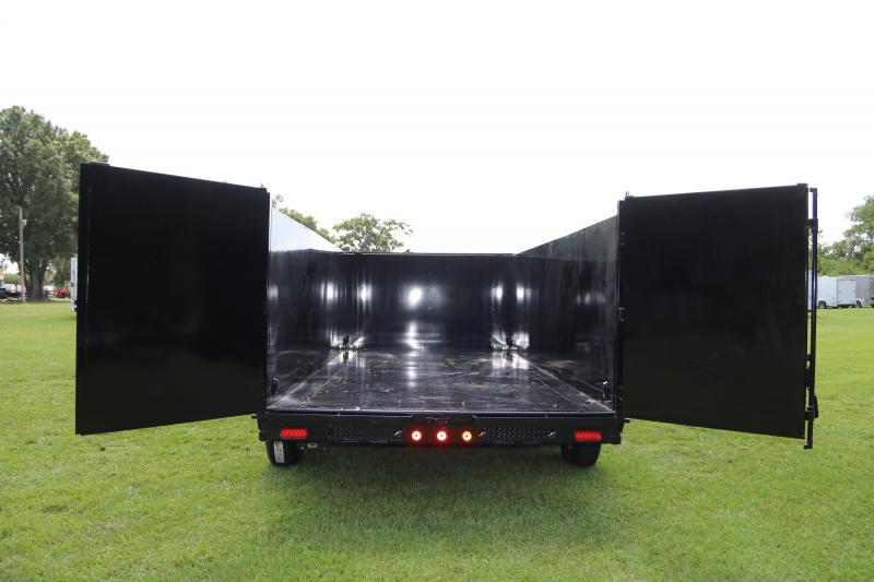 7x16 PJ   Dump Trailer