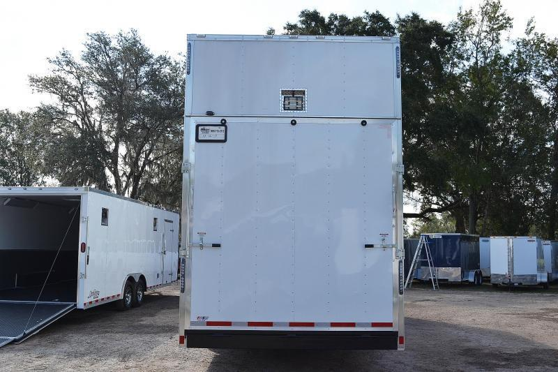 8.5x26 Team Spirit | Enclosed Car / Racing Trailer