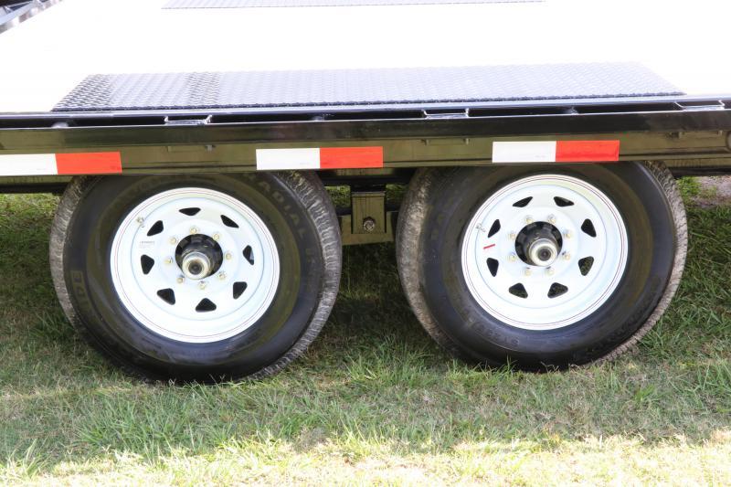 8.5x22 PJ Trailers | Equipment Trailer