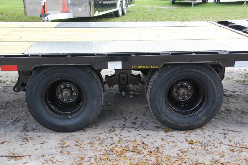 8.5x30 Big Tex | Equipment Trailer [Gooseneck]