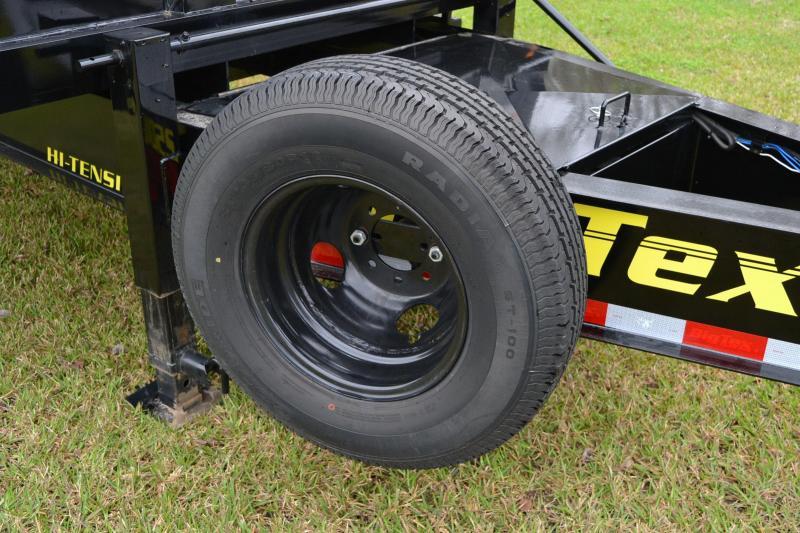 8x20x4 Big Tex Trailers | Dump Trailer