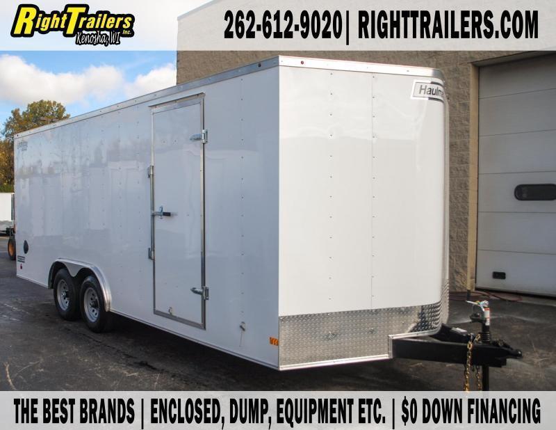 8.5x20 Haulmark   Enclosed Cargo Trailer