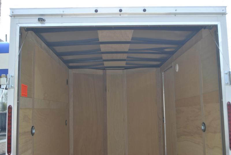 6X10 Haulmark Passport Enclosed Cargo Trailer