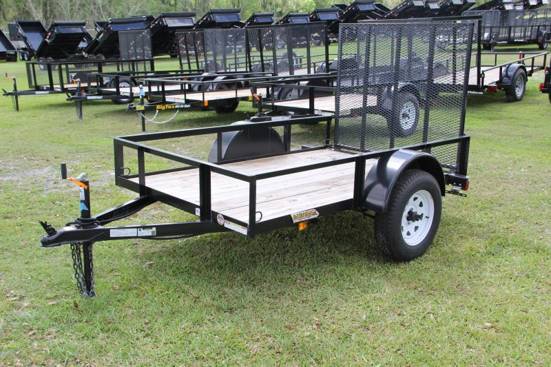 5x8 Red Hot | Utility Trailer