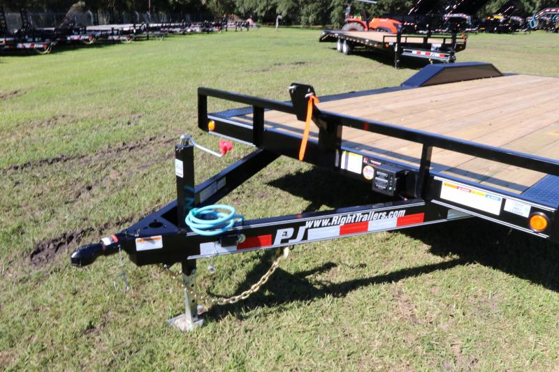 7X22 PJ Trailers I Car / Racing Trailer