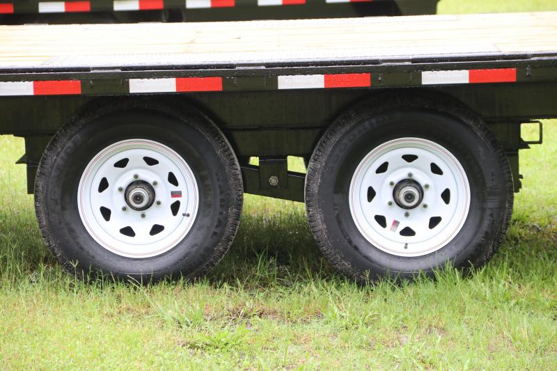 8 x 20 PJ Trailers   Equipment Trailer