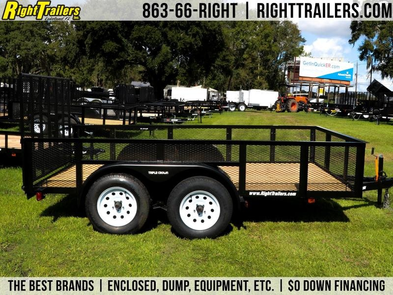 2020 Red Hot Utility Trailer