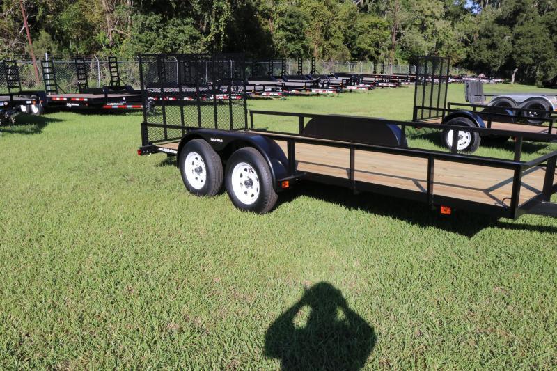 6X16 Red Hot I Utility Trailer
