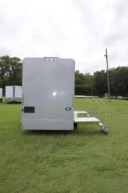 2 Station Restroom Trailer | Forest River