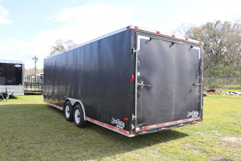 ( Used ) 8.5x24 Cargo South | Enclosed Trailer