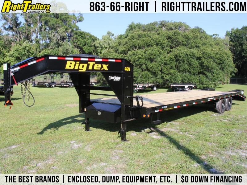 8x30 Big Tex | Equipment Trailer