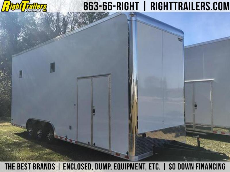 28' Motorsports Stacker Trailer