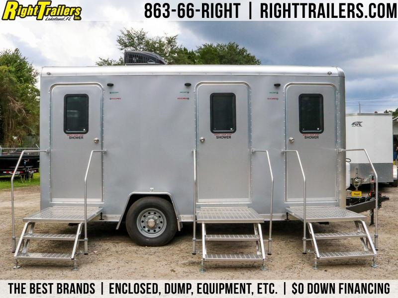 Forest River | Restroom / Shower Trailer