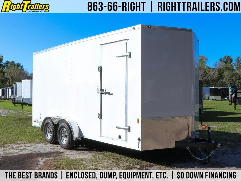 7X16 Forest River Inc. I Enclosed Cargo Trailer
