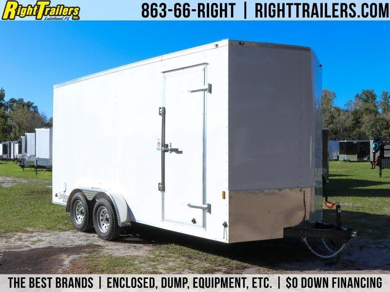 7X16 Forest River Inc. I Enclosed Cargo Trailer