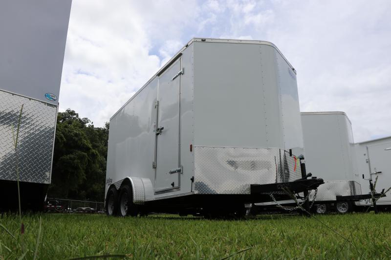 2020 Continental Cargo CC714TA2 Enclosed Cargo Trailer