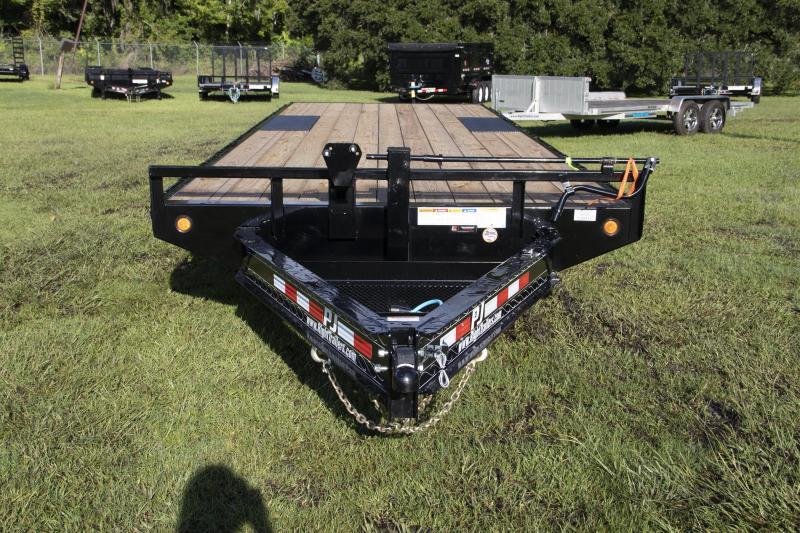 8x24 PJ Trailers | Equipment Trailer