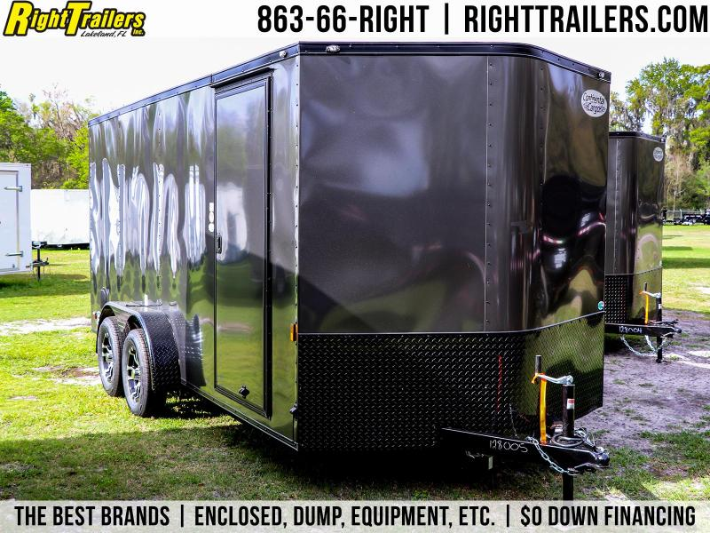 2020 Continental Cargo CC716TA2 Enclosed Cargo Trailer