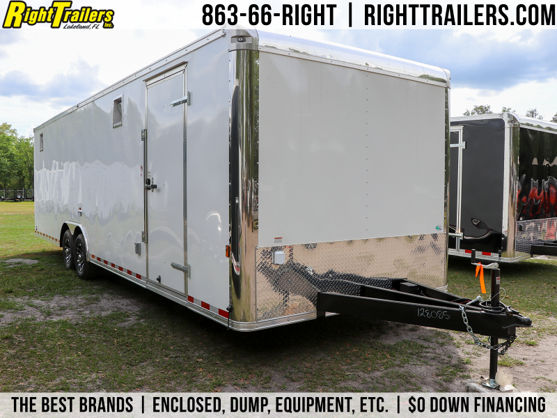8.5X28 Continental Cargo | Car / Racing Trailer