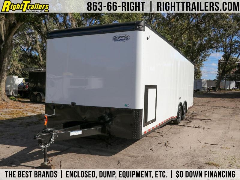 8.5x30 Continental Cargo | Car / Racing Trailer