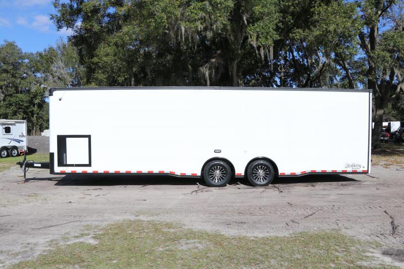 8.5x30 Continental Cargo   Car / Racing Trailer