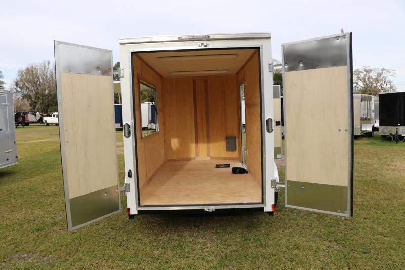 6X12 Continental Cargo Concession Trailer