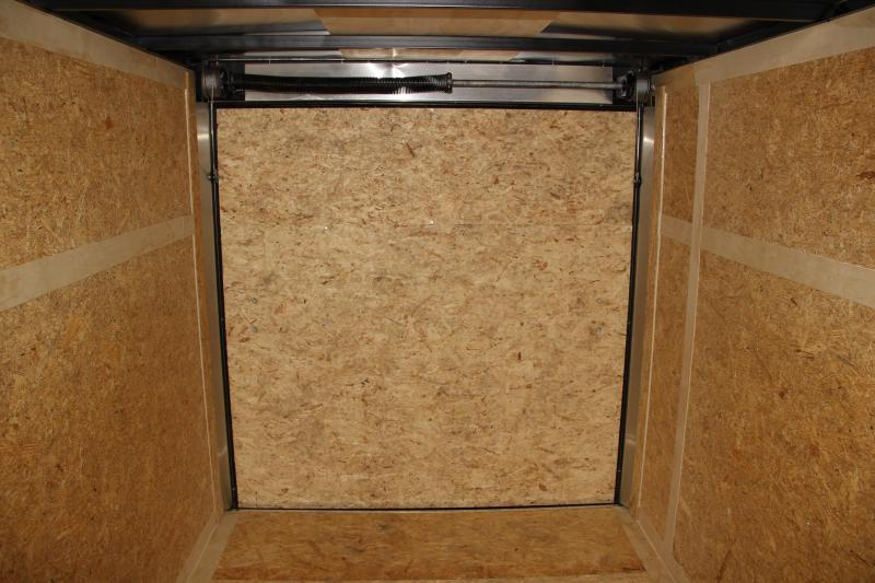 6x10 Pace American   Enclosed Trailer
