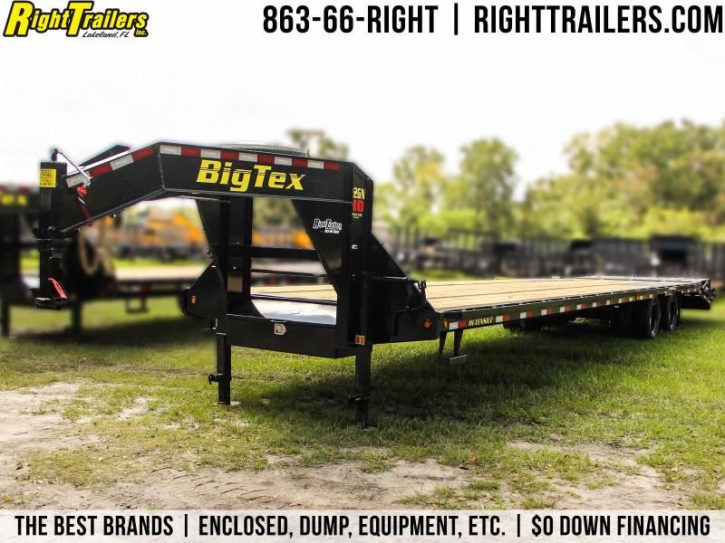 8.5x40 Big Tex Trailers | Equipment Trailer