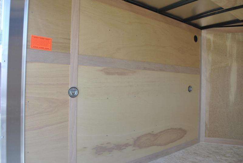 6X10 Haulmark I Enclosed Cargo Trailer