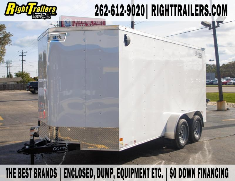 7x14 Haulmark | Enclosed Cargo Trailer