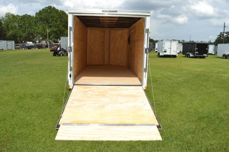 7x14 Continental Cargo | Enclosed Trailer