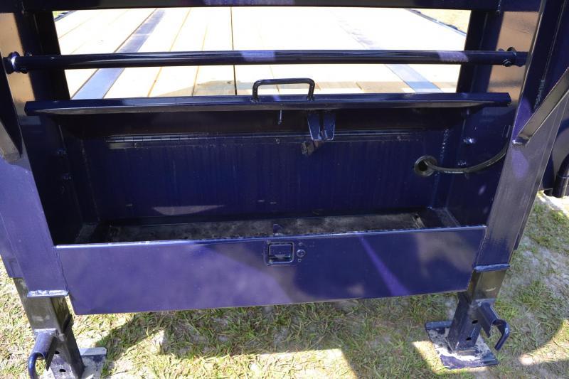 8.5x25 Big Tex Trailers   Equipment Trailer