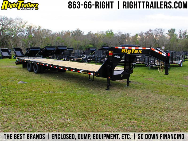 8.5x35 Big Tex Trailers | Equipment Trailer [Gooseneck]