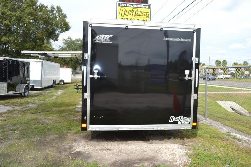 8.5x24 ATC Trailers | Car Hauler