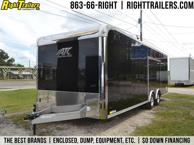 8.5x24 ATC Trailers | Car Hauler