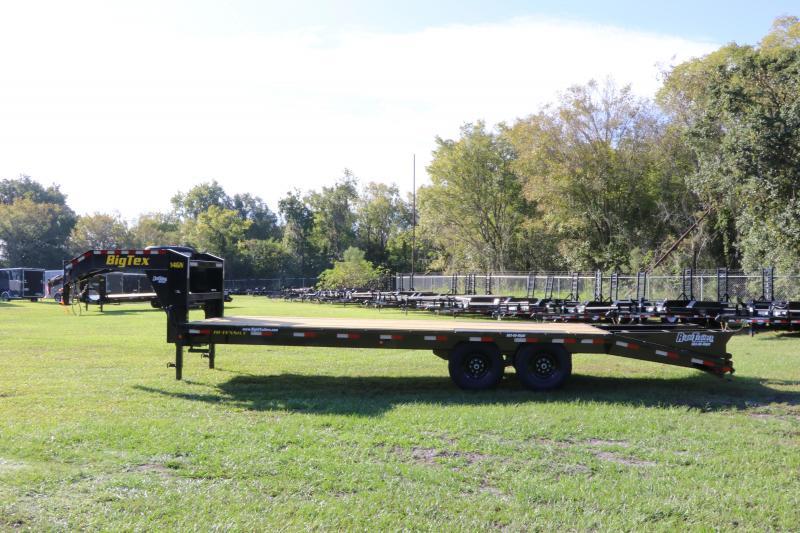 8.5x20 Big Tex Trailers I Equipment Trailer