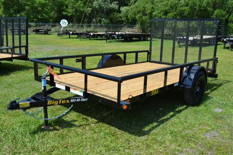 6.5x12 Big Tex Trailers | Utility Trailer