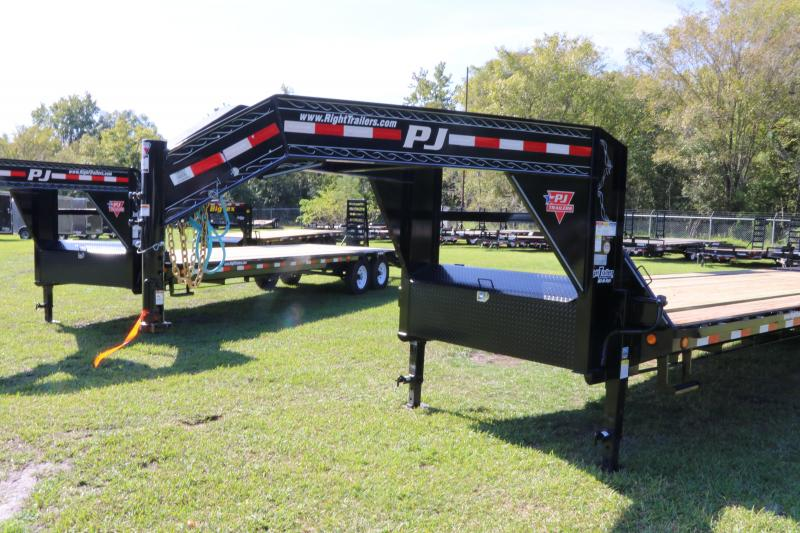 8.5 x 30  PJ Trailers I Equipment Trailer
