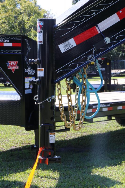 8.5 x 30  PJ Trailers I Equipment Trailer